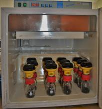 Légzésmérő berendezések a termosztátban